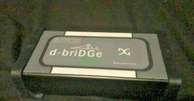 D-briDGe PRO From DG Technologies (Adapter,USB And ODB II CABLE ONLY) $800 Value • 307.73£