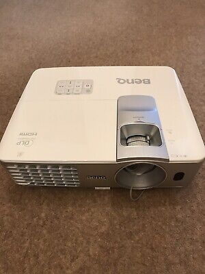 BenQ W1070 1080p Optional 3D Projector With Bracket • 125£