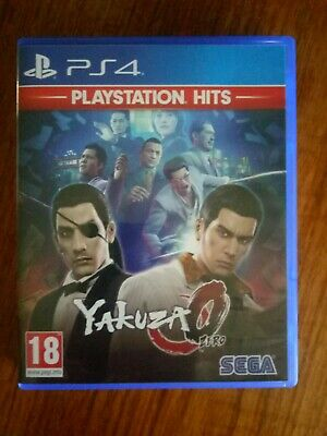 AU9.95 • Buy Yakuza 0 Zero PS4 PlayStation 4