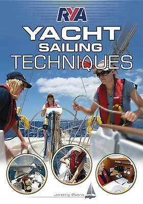 £15.53 • Buy RYA Yacht Sailing Techniques (Paperback) By Jeremy Evans NEW Book