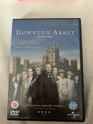 Downtown Abbey Series One Dvd  • 1£