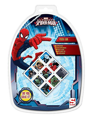 £13.70 • Buy Ultimate Spiderman Puzzle Cube 3 X 3