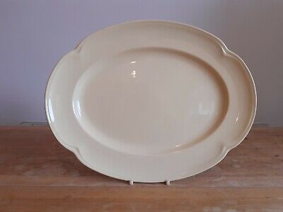 Goldendawn By Johnson Brothers Oval Serving Plate Platter  • 3.50£