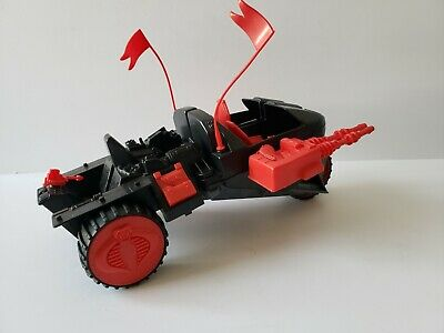 $ CDN65.16 • Buy Gi Joe Cobra Stun Near-complete W/unbroken Flags & Rear Gun 1986