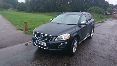 Volvo XC60 2010 2.4 D5 R-Design SE Premium Pack Geartronic AWD Black For Sale • 8,999£