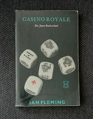 Ian Fleming CASINO ROYALE 1964 RARE Netherlands 1st Printing James Bond 007 • 5.95£