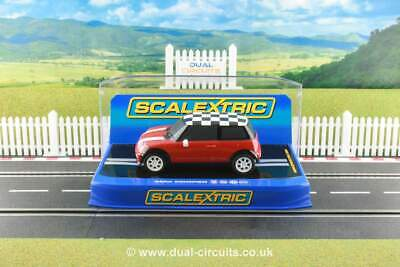 Scalextric C2881 Mini Cooper Red Road Car. Brand New, Unrun, Mint & Boxed • 29.95£