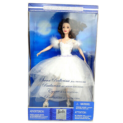 2001 Barbie As Swan Ballerina From Swan Lake Collector Edition • 42.25£