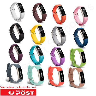 AU4.75 • Buy Fitbit Alta/Alta HR/Ace Band Replacement Wristband Secure Buckle Strap Fitness