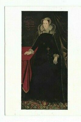 Mary Queen Of Scots :painted C 1610 : Scottish National Portrait Gallery • 1.49£