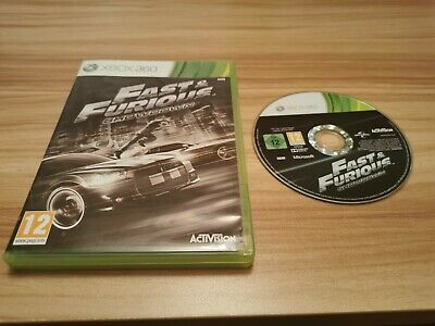 Fast And Furious Showdown For Microsoft Xbox 360 • 4.95£