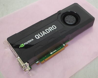 $ CDN196.36 • Buy T171213 Nvidia Quadro K5000 4GB PCIe Graphics Card HP Spare 701980-001