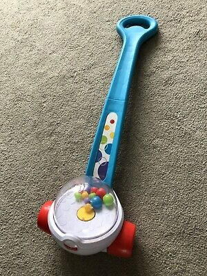 Fisher Price Corn Popper Push Along Toy • 8£