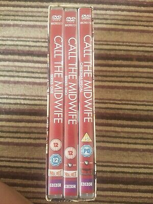 £8 • Buy Call The Midwife - The Collection (DVD, 2013, 6-Disc Set, Box Set)