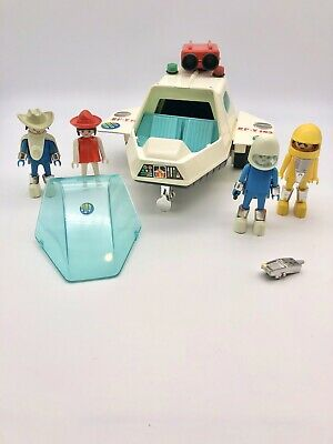 Playmobil 1980 Space Shuttle And People  • 18.30£