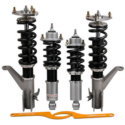$309 • Buy Coilover Set For Honda Civic EM2 2001-2005 Adjustable Damper Shock Absorbers