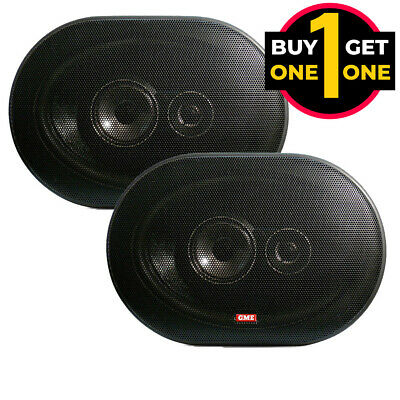 AU29 • Buy Black Friday GME 6 X 9 Inch Flush Car Stereo Speakers 2 For 1