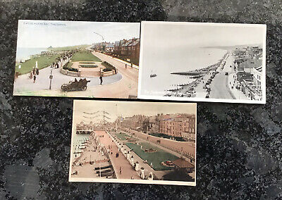 Three Old Postcards Of Herne Bay Kent • 1£