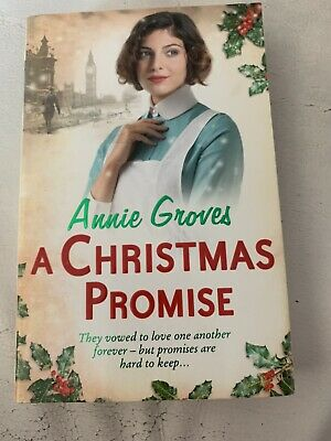 A Christmas Promise By Annie Groves (Paperback, 2013) • 1£