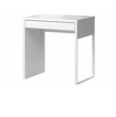 IKEA Micke Computer Desk Work Home Desk White. • 70£