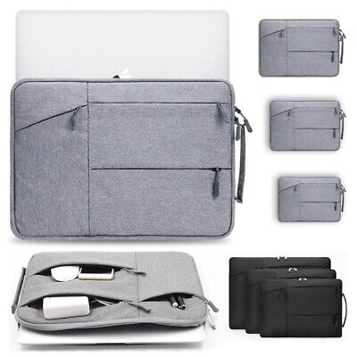 13.3  14  15  Sleeve Bag Carry Case Pouch For ACER HP LENOVO Laptop Macbook • 7.99£