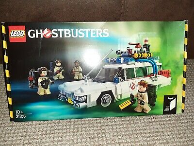 LEGO Ideas Ghostbusters Ecto-1 (21108) Brand New • 68£