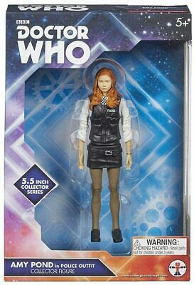 £14.49 • Buy Dr/Doctor Who - AMY POND IN POLICE OUTFIT Collector Action Figure