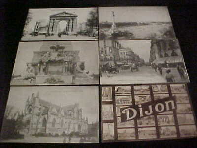 $4.99 • Buy Lot Of 19 France Postcards, WWI, 6 W/soldier Message, FREE SHIP
