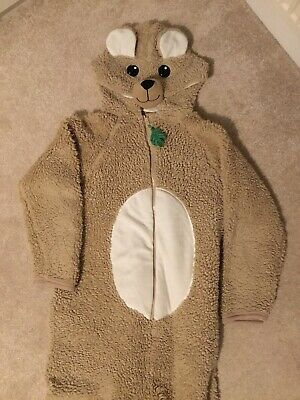Bear All In One / Loungewear / Onesie (not Gerber) Adult Size L • 8£