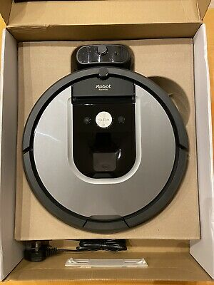 View Details Roomba 960- Superb Cond., WiFi, Integrated Base/Charger, Li-ion Battery, Boxed • 279.00£