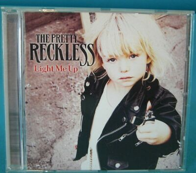 £12.77 • Buy LIGHT ME UP - THE PRETTY RECKLESS (CD) Ref 0554