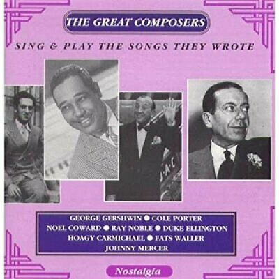 The Great Composers [CD] • 5.89£