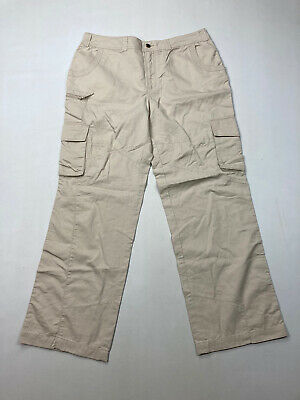 BERGHAUS WALKING Trousers - W38 L33 - Cream - Great Condition - Men's • 39.99£