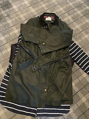 Joules Wax  Jacket 18 • 50£