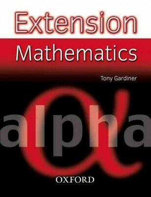 AU67.46 • Buy Extension Maths: Year 7: Alpha, Brand New, Free Shipping