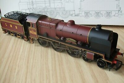 A Hornby R2182A LMS 4-6-0 Patriot Class 5xp Loco.'ECTrench' • 61£