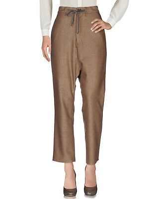 RRP €380 L.G.B. Trousers Size 25 XS Wool Blend Drop Crotch Cropped Made In Japan • 29.99£