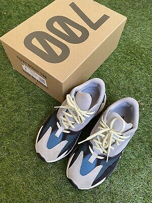 $ CDN458.05 • Buy Adidas Yeezy 700 Wave Runner Size 9- Preowned
