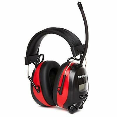 Nordstrand Ear Defenders AM/FM Radio, Protection Muffs Headphones, Phone Ready • 43.99£