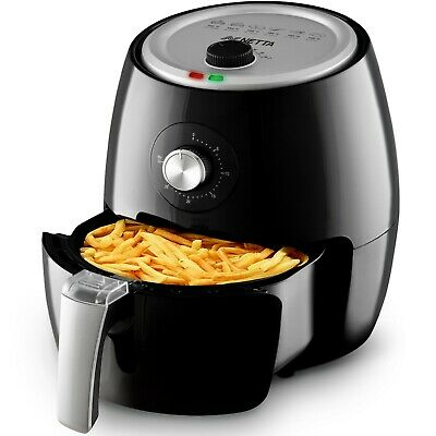 View Details NETTA 3.5L Air Fryer Oil Free Healthy Low Fat Multicooker Cook Fry Black • 42.99£