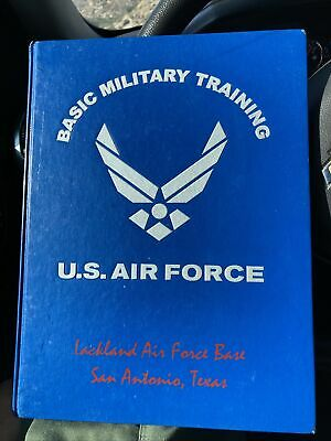 $14.99 • Buy Lackland Air Force Base Texas Yearbook Basic Military Training 320th Flight 147