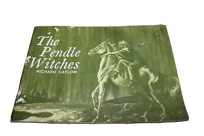 The Pendle Witches By Catlow, Richard Paperback Book • 3.50£