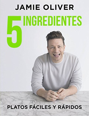 AU59.88 • Buy Oliver Jamie-5 Ingredientes/ 5 Ingredients BOOK NEW