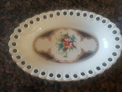 The Regal Bone China Collection Decorative Dish/Plate • 9.99£