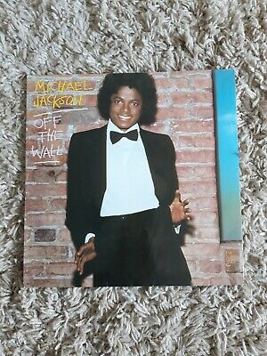 MICHAEL JACKSON OFF THE WALL LP Record 1979 • 4.50£