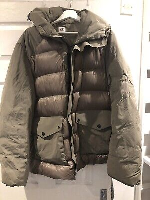 Cp Company ? 56 Fill Down Jacket Size 23inch Pit To Pit • 56£