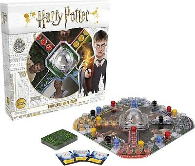 £14.99 • Buy New Harry Potter Maze Board Games Classic Family Children Kids Fun Party UK