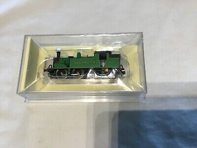 Dapol ND-046 N Gauge M7 SR  Lined Malachite 676 Engine In Mint Condition  • 20£