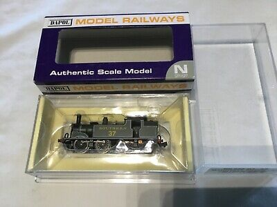 Dapol ND-026  N Gauge M7 SR Maunsell Green 37 Engine In Mint Condition  • 53£