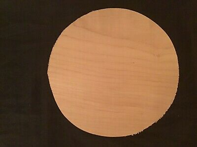 Woodturning  Bowl Blank 7.5 X 2 Inch Sycamore • 9.50£